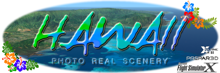 Downloads X-Plane 11 - Hawaii Photoreal