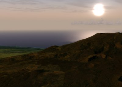 Hawaii Photoreal Scenery Big Island for Flight Simulator X (FSX) Prepar3D & X-Plane