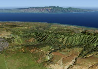 Hawaii Photoreal Plus scenery for FSX, Prepar3D & X-Plane, includes seasonal textures and custom effects