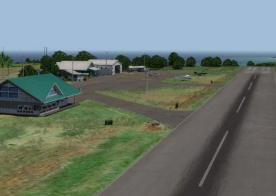 Hawaiian Airports HI01 Princeville for Flight Simulator X (FSX) Prepar3D & X-Plane