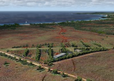 Hawaiian Airports HI49 airstrip for Flight Simulator X (FSX) Prepar3D & X-Plane