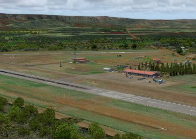 Hawaiian Airports PHMK Molokai for Flight Simulator X (FSX) Prepar3D & X-Plane