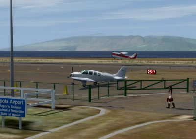 Hawaiian Airports PHUP Upolu for Flight Simulator X (FSX) Prepar3D & X-Plane