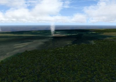 Hawaii autogen vegetation (BETA) for FSX and Prepar3D... ready! 5